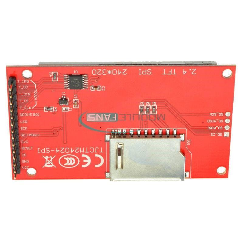 OpenSTM32 Community Site   SPI STM32F103 / LCD ILI9341